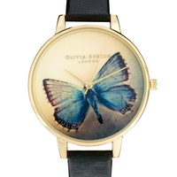 Olivia Burton Butterfly Watch at asos.com