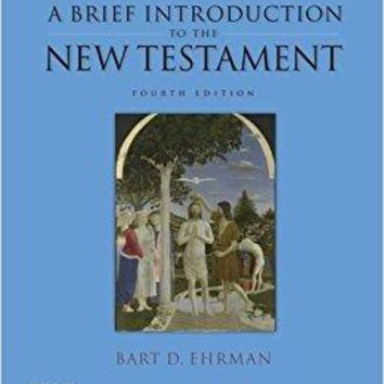 A Brief Introduction to the New Testament 4