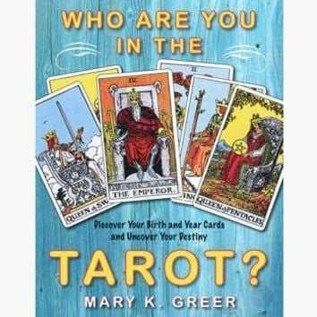 Who Are You in the Tarot