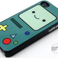 Adventure Time BMO iPhone 4, iPhone 4s Case