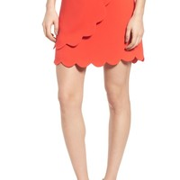 Draper James Scallop Skirt | Nordstrom