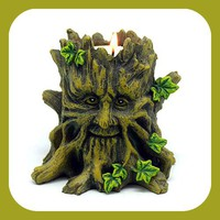 Tree Man Tealight Candle Holder