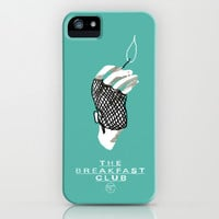The Breakfast Club iPhone & iPod Case by Alan Dunne