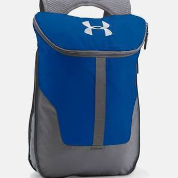 Under Armour Expandable Sackpack UA Storm Backpack Sack Pack Sport Gym Bag