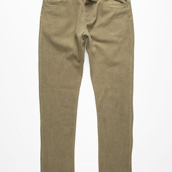 Captain Fin 5 Pocket Mens Pants Brown  In Sizes