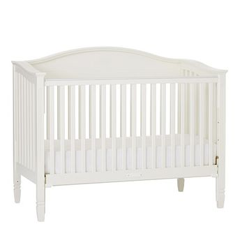 Madison Fixed Gate 3-in-1 Crib | Pottery Barn Kids