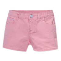 Summer Denim Shorts Slim Fit Candy Color Short Pants Short Jeans Women Shorts Denim