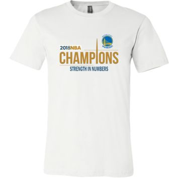 2018 NBA Champions Golden State Warriors Mens Shirt (14 Colors)