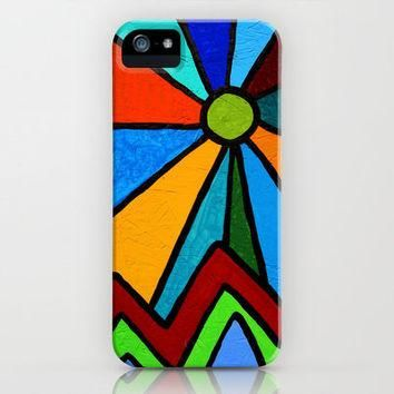 New Day #1 iPhone Case by Erin Jordan | Society6