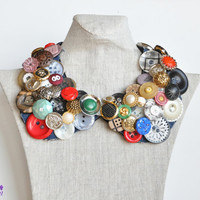 Sale Sale Sale Collar necklace, peter pan collar, detachable collar, fashion collar
