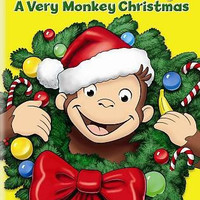 Curious George-Very Monkey Christmas (Dvd) (Eng Sdh/Span/Fren/Dol Dig 5.1)