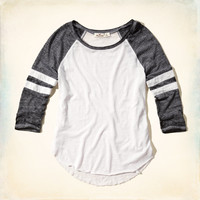 Girls Long Sleeve Tops | Girls T-Shirts & Tanks | HollisterCo.com