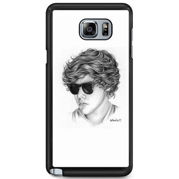 One Direction Harry Styles Art Pencil Note 5 Case