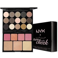 "NYX - Butt ""Naked"" Turn the Other Cheek Palette - S132"