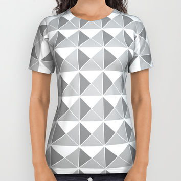 Deco geo 12 All Over Print Shirt by Zia