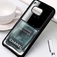 Chanel Nail Polish Black Pearl Samsung Galaxy S6 Edge Plus Auroid
