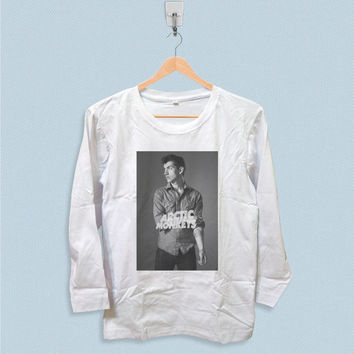 Long Sleeve T-shirt - Alex Turner Style