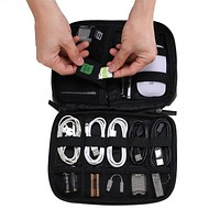 Travel Bag - Electronic Accessories Organizer