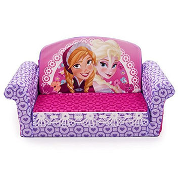 Marshmallow Furniture Disney Frozen Flip Open Sofa