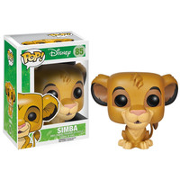 Funko POP! Disney - Vinyl Figure - SIMBA (The Lion King) (Pre-Order ships Sept.): BBToyStore.com - Toys, Plush, Trading Cards, Action Figures & Games online retail store shop sale