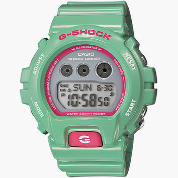 G-Shock Gmds6900cc-3 Watch Mint/Pink One Size For Men 25356552301