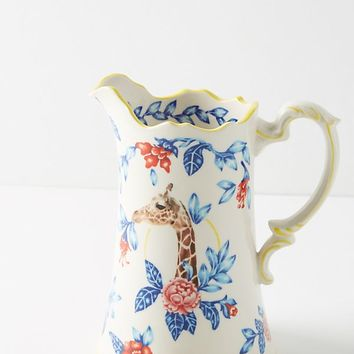 Nature Table Pitcher