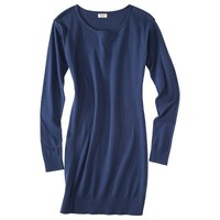 Mossimo Supply Co. Juniors Long Sleeve Sweater Dress - Assorted Colors