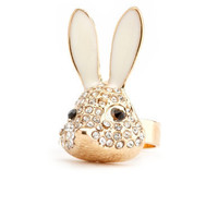 Charlotte Russe - Hunny Bunny Ring