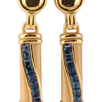 Lanvin Vintage drop earrings