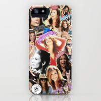Greys Anatomy: Walshie Vision  iPhone & iPod Case by drmedusagrey