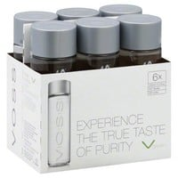 Voss, Artesian Still Water, 6 x 330.00 ML (Pack of 4)