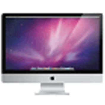 "Apple iMac 21.5"" Core 2 Duo E7600 3.06GHz All-in-One Computer - 4GB 1TB DVD±RW Radeon HD 4670/Cam/OSX (Late 2009) - B"