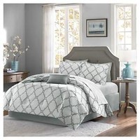 Becker Microfiber Complete Multiple Piece Comforter and Sheet Set