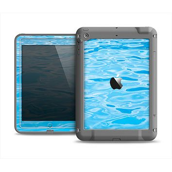 The Crystal Clear Water Apple iPad Air LifeProof Fre Case Skin Set