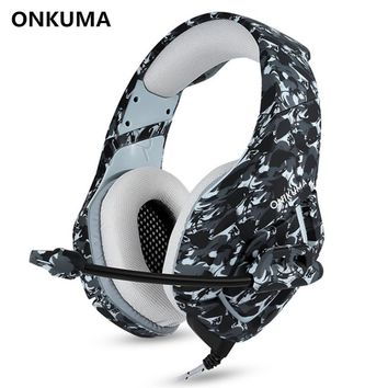K1 3.5mm Gaming Headset Stereo PC Laptop Headphones with Mic for PS4 New Xbox 1 Controller