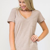 Daily Dose V-Neck Tee