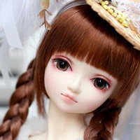 Aliexpress.com : Buy 2013 New Arrival European US Japanese Korea Version ball joint doll,Unique Valentine Gift,novelty terrific Birthday Present from Reliable Doll suppliers on Innovations never stop!