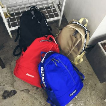 Fashion SUPREME BACKPACK