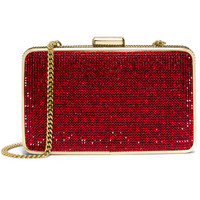 MICHAEL Michael Kors Elsie Crystal Box Clutch