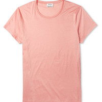 Acne Studios - Standard Cotton-Jersey T-Shirt | MR PORTER