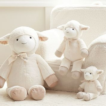 Lamb Plush Collection | Pottery Barn Kids