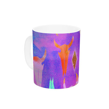 "Nikki Strange ""Rodeo"" Ceramic Coffee Mug"