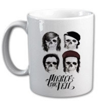 PIRATE THE VELL mug for coffee lover.