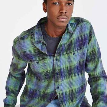 Stapleford Mission Washed Flannel Button-Down-