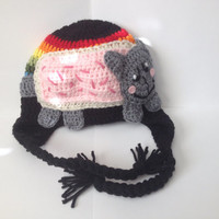 Nyan the Cat from Youtube - Any Size Available
