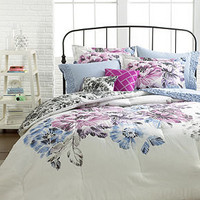 Evanesent 5 Piece Comforter and Duvet Cover Sets - Teen Bedding - Bed & Bath - Macy's