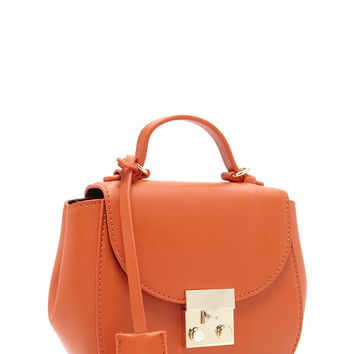 Faux Leather Mini Crossbody | Forever 21 - 1000160409