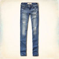 Girls Super Skinny | Girls Jeans | HollisterCo.com