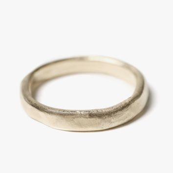 Thick Stacker Ring