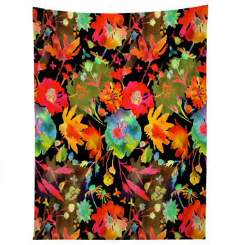 Betsy Olmsted Garden Stain In Night Tapestry